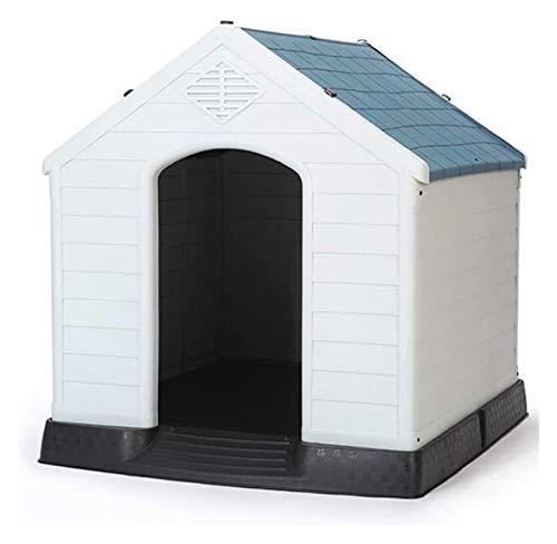 Perreras para exterior Casetas for exterior impermeable perro calientan la vertiente caseta...