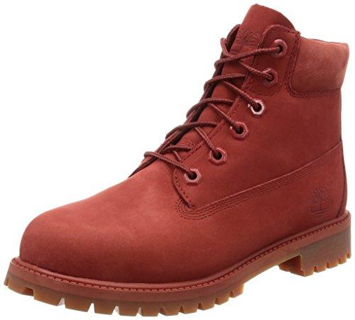 """Timberland 6"""" In Premium WP Boot Kph, Botas Clasicas Unisex Adulto, (Tandori Spice), 37 EU"""