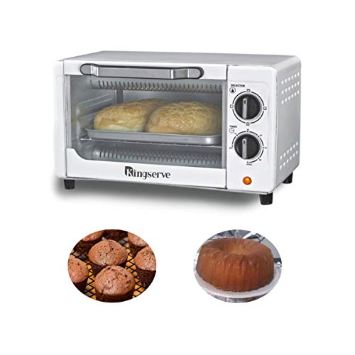 KingServe Small Toaster Ovens,Modern Convection Bake Oven Countertop,Small Home Appliances Compact T - http://coolthings.us