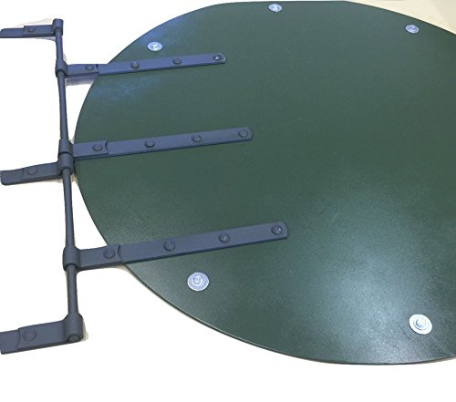 M998 HUMVEE HINGE KIT TURRET HOLE COVER - HMMWV