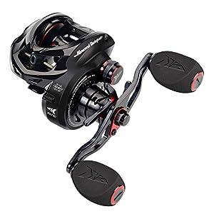 KastKing Speed Demon Elite Baitcasting Reels,10.5:1 Gear Ratio Fishing Reel,Left Handed