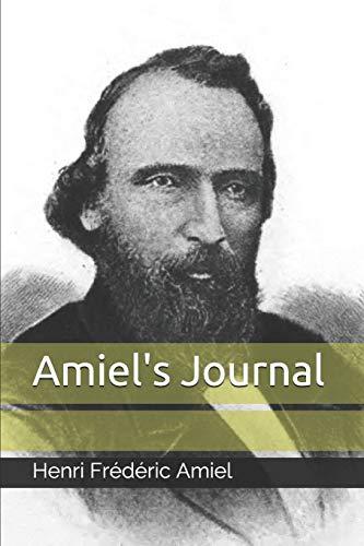 Amiel's Journal