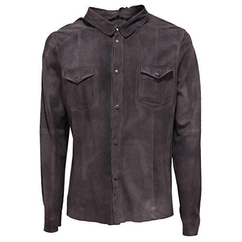 78695 Giacca GMS-75 Pelle Giacche Capo spalla Uomo Jacket Men [XL]
