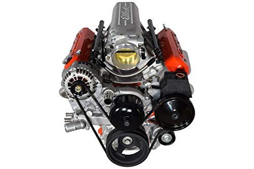 ICT Billet 5.3L LS Alternator & Power Steering Pump Mount Bracket LSX LS3 uses LS1 or LS3 WP 551565-3