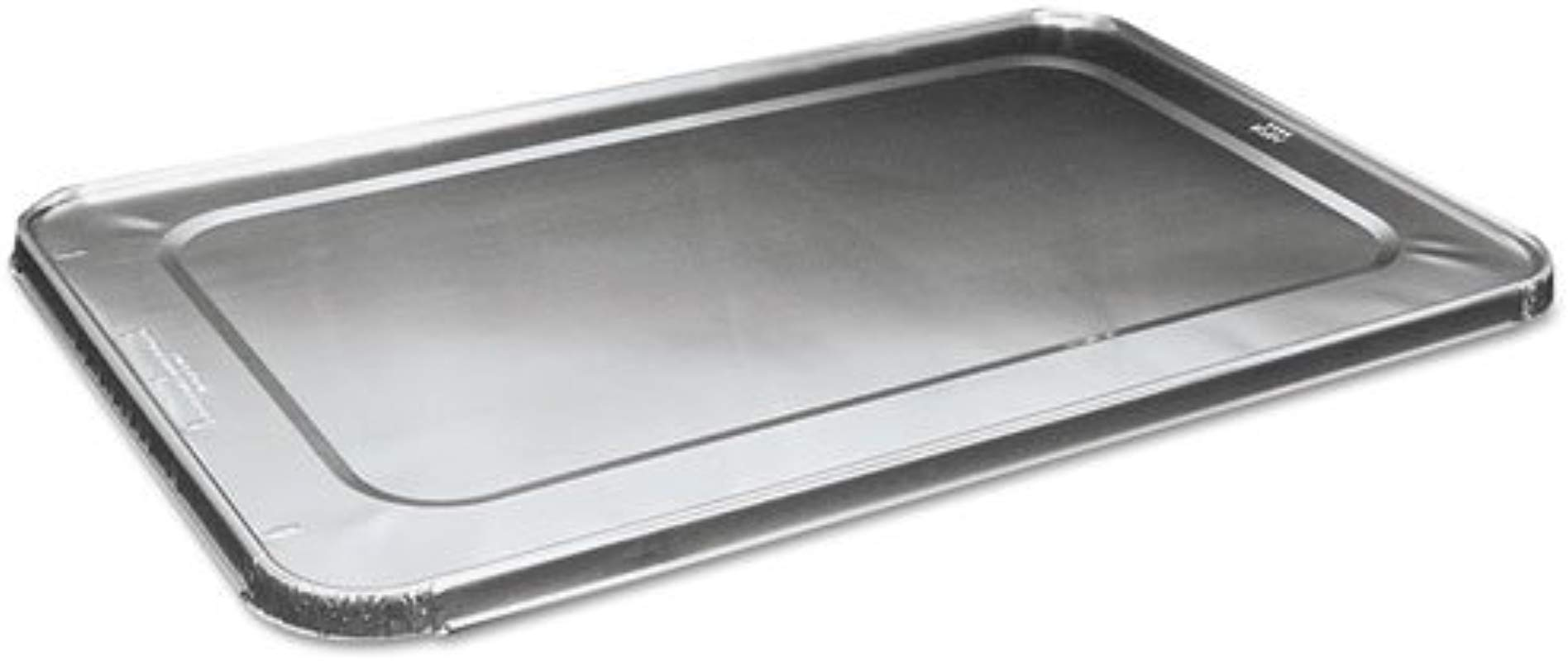 BWKLIDSTEAMFL Full Size Steam Table Pan Lid For Deep Pans