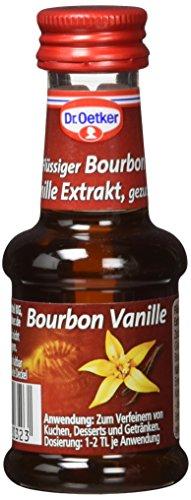 Dr. Oetker Bourbon Vanille Extrakt, 6er Pack (6 x 35 ml)