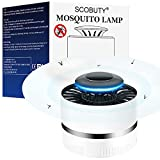 Lámpara Anti Mosquitos,Lampara Mata Mosquitos Electrico,UV Lampara de Mosquito,USB Trampa...