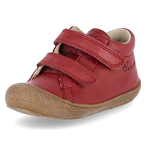 Naturino Unisex-Kinder Cocoon Vl Gymnastikschuhe, Rot (Rosso 0h05), 23 EU