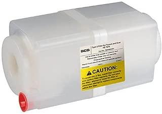 Type 2 Filter for Toner & Dust