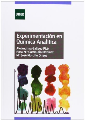 Experimentación en química analítica (GRADO)