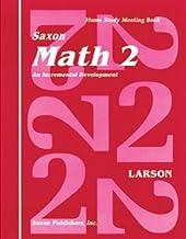 Saxon Math 2 Homeschool: Complete Kit 1st Edition PDF