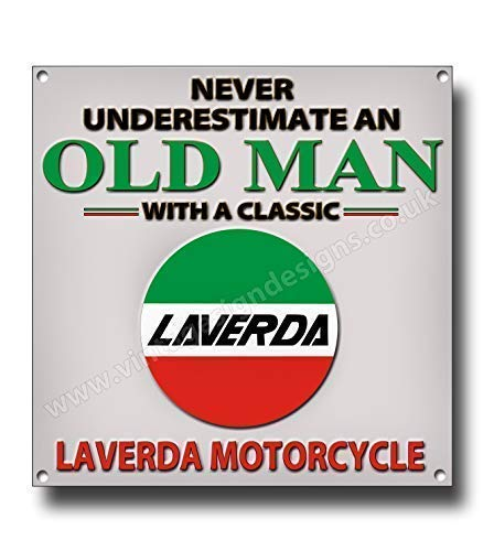Parches Termoadhesivos,Parche Bordado Para la Ropa Termoadhesivo LAVERDA MOTO MOTORCYCLES LOGO 8,0 CM Parche