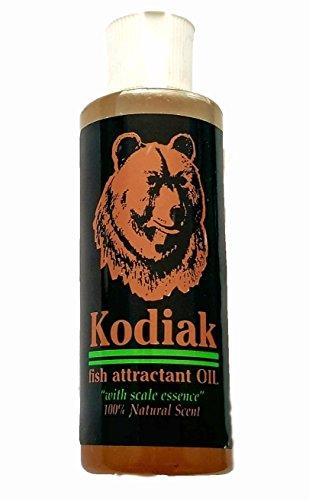 Kodiak Fish Attractants Bass Formula Oil
