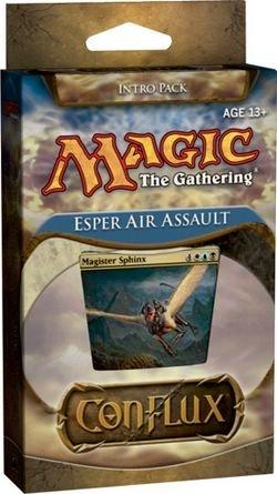 Wizard of the coast - JCCMTG015 - MTG - Cartes à collectionner - Pack d'Introduction Conflux