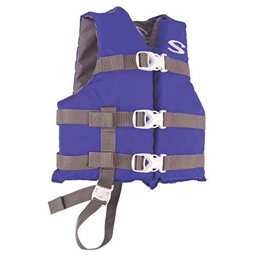 Stearns Child Classic Series Life Vest, Blue