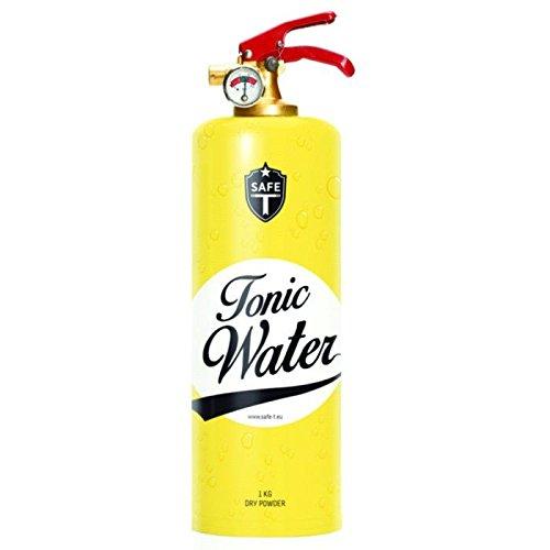 DNC TAG Safe T Feuerlöscher, Design TONICWATER Tonic Water