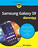 Samsung Galaxy S9 For Dummies (For Dummies (Computer/Tech))