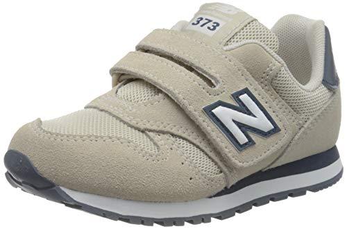 New Balance Jungen 373v2 Sneaker, Silber (Moonbeam Sg), 37 EU
