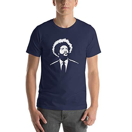 Lapo Questlove - Camiseta unisex con texto en inglés 'The Roots Black Thought Hip HOP'