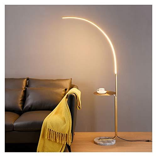 Lampe sur pied Lámpara de pie, protección de ojos LED Moderno Minimalista Minimalista Sala de estar Dormitorio Sofá Sofá Mesa de café Lámpara de pie Lámpara de pie,Lampes sur pied salon