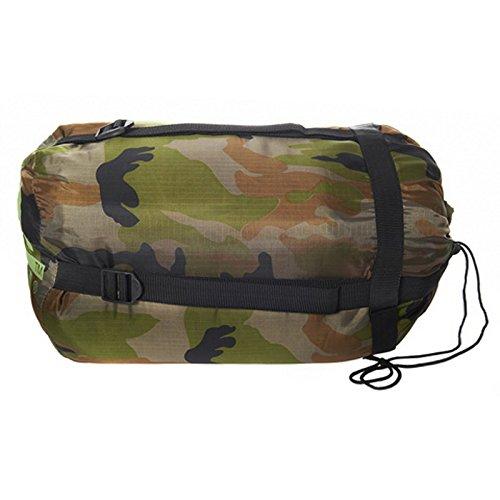 Fostex Sac de Couchage Sniper Couleur Camouflage