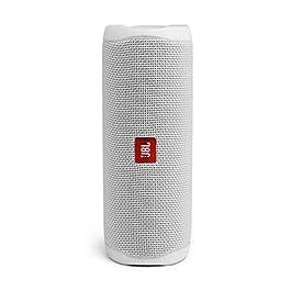 JBL Flip 5 – Enceinte Bluetooth portable robuste – Conception étanche pour piscine & plage – 12 heures d'autonomie – Son…