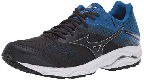 Mizuno Men's Wave Inspire 15 Running Shoe, Blue Graphite, 7 UK