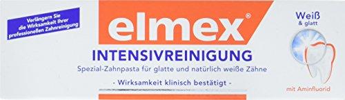 elmex INTENSIVREINIGUNG Zahnpasta, 50 ml