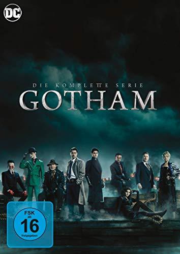 Gotham - Die komplette Serie [26 DVDs]