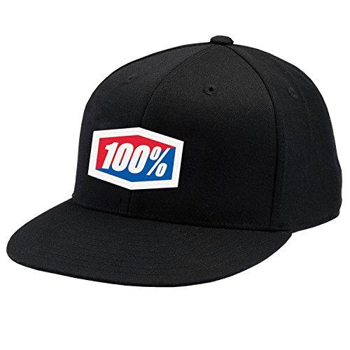 Unbekannt - Casquette de Baseball - À logo - Homme Noir Noir