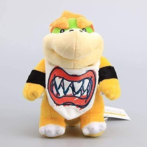 ADIE Plüschtier Cartoon Teddy Toy Bowser Koopa, Teddy-Puppen mit Bowserfigur, Dummy-Dummy-Traum, Geburtstagsgeschenk für Kinder 8
