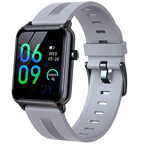 ZRY Y95 Multifuncional Smart Watch IP68 Impermeable Deportes Deportes Smartwatch Monitor De Ritmo Cardíaco Monitor De Fitness Pulsera Bluetooth para Android iOS,F