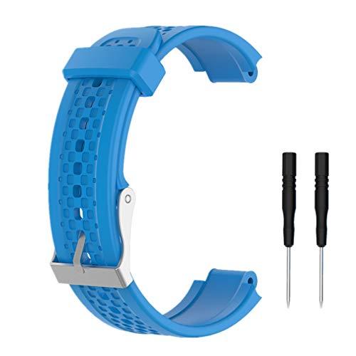Meiruo Ersatz Armband für Garmin Forerunner 25, Ersatzband für Garmin Forerunner 25 (S-für Damen (Colour 1))