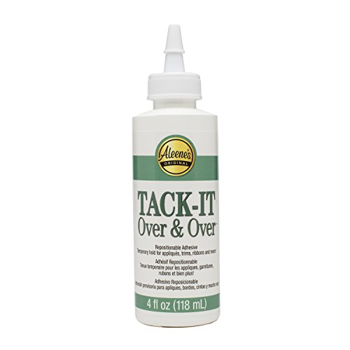 Aleene's 29-2 Tack-It Over & Over Liquid Glue 4oz
