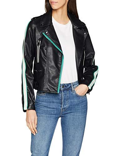 Vero Moda Vmina Short Faux Leather Jacket Chaqueta para Mujer