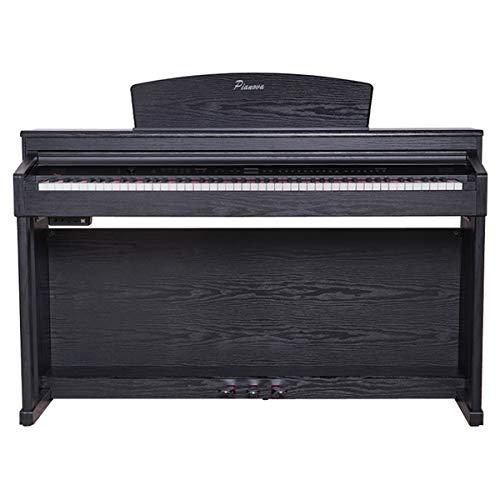 Pianova P-184 BK Digitalpiano mit 88 Schwerlasttasten Hammer