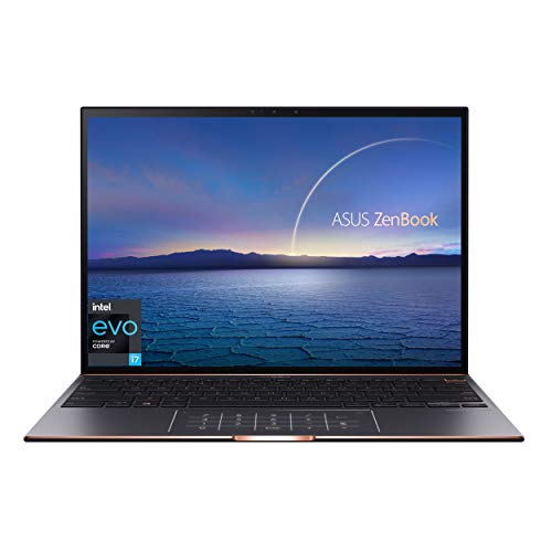 "Amazon: ASUS ZenBook S Ultra Slim Laptop, 13.9"" Touch Display, Intel Evo Platform - Core i7-1165G7 CPU, 16GB RAM, 1TB SSD, Thunderbolt 4, TPM, Windows 10 Pro $1,446.84 + FS"