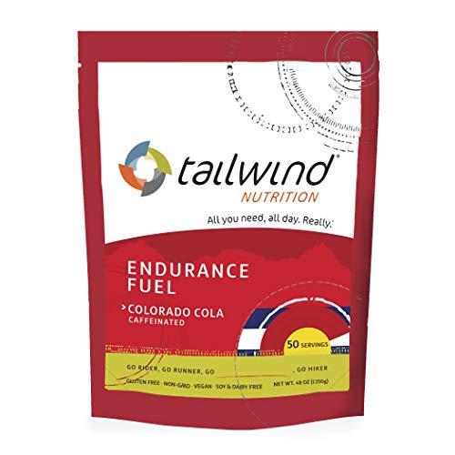 Tailwind Nutrition Endurance Fuel 50 Serving Colorado Cola Flavour - Caffeinated