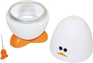 MSC International 50237 Boiley Microwave Egg Boiler, White/Orange