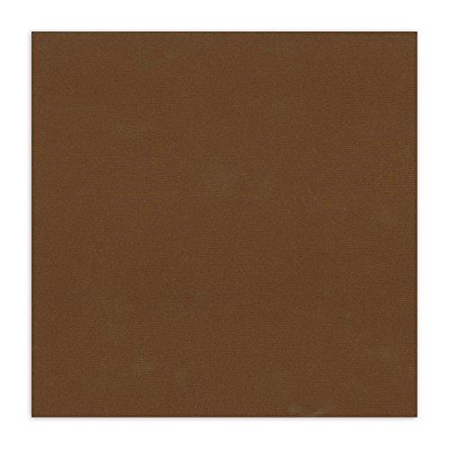 Rayher 79294545 Leinenstruktur-Papier Scrap&Sand, 30,5x30,5 cm, 216g/m