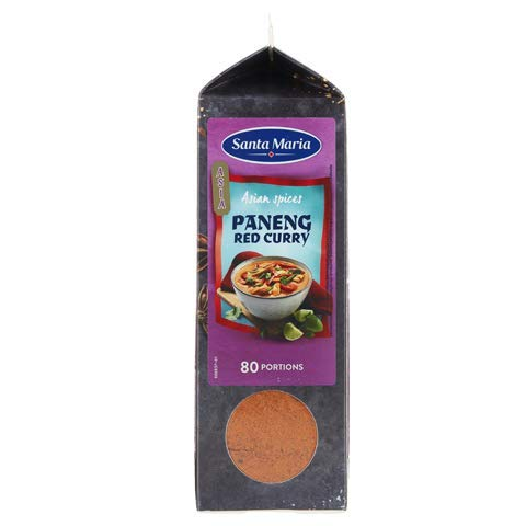 Santa Maria Paneng Red Curry asiatico Spezie Mix, 640g, 80 porzioni