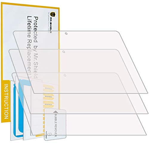 Mr.Shield Designed For New MacBook Pro 15 Inch (2016 Release) Anti-Glare [Matte] Screen Protector [3-PACK] with Lifetime Replacement
