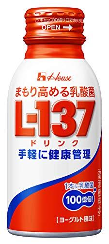 [Amazon限定ブランド] ハウスウェルネスフーズ まもり高める乳酸菌 ドリンク With 100ml ×30本