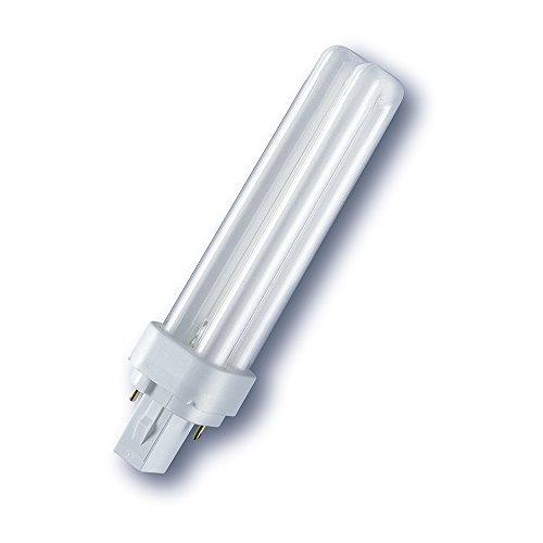 Osram Leuchtmittel Energiesparlampen DULUX D 18 W/827