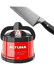 Altuna 8150 Afilador, Color, Negro y Rojo