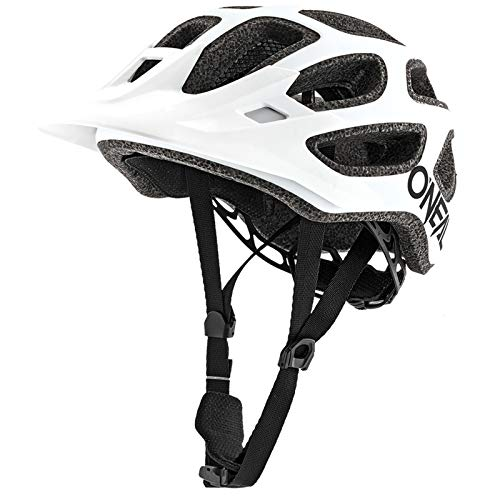 ONeal Oneal THUNDERBALL 2.0 Solid Casco Bicicleta, Negro, M