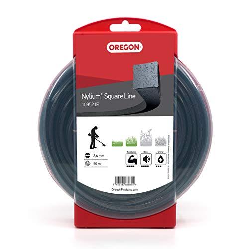 Oregon 109521E Hilo de nylon, Perfil cuadrado