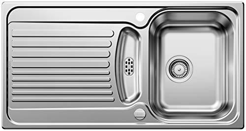 Blanco Toga 5 S Küchenspüle, Edelstahl Naturfinish, 516998