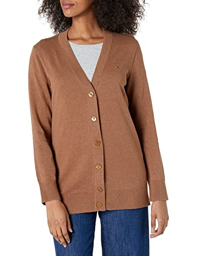 Tommy Hilfiger Women's Adaptive Cardigan Sweater with Magnetic...