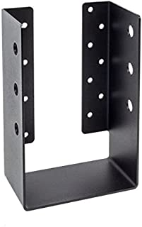 Simpson Strong Tie APHH610 Outdoor Accents 6-inch by 10-inch Concealed-Flange Heavy Joist Hanger, Steel, 5.5